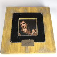 Rolling Stones Keith Richards Talk Is Cheap Deluxe Edition Wood Box Set - NEW - Music Memorabilia