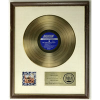 Rolling Stones Their Satanic Majesties Request White Matte RIAA Gold Album Award - RARE