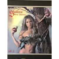 Shakira Oral Fixation Vol. 2 RIAA Platinum Album Award