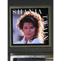 Shania Twain The Woman In Me RIAA Platinum Album Award