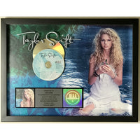 Taylor Swift debut RIAA Platinum Album Award