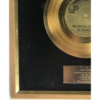 The 5th Dimension One Less Bell To Answer 1970 Label Million Seller Award