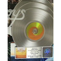 The Beach Boys The Very Best Of The Beach Boys Sounds Of Summer RIAA 3x Multi-Platinum Award presented to Dennis Wilson - RARE