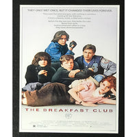 The Breakfast Club Dont You (Forget About Me) Collage