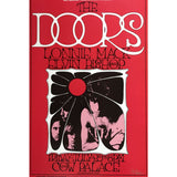 The Doors Cow Palace Concert Poster 1969 - 2nd Printing