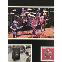 The Grateful Dead Memorabilia Collage