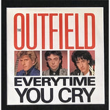 The Outfield Everytime You Cry Collage