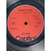 The Sylvers Boogie Fever 1975 Label Award