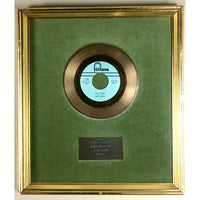 The Troggs Wild Thing 1966 Label No 1 Award