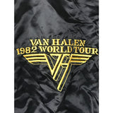 Van Halen 1982 World Tour Jacket - RARE - Music Memorabilia