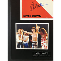 Van Halen Album Signed By Eddie And Alex W/epperson Loa