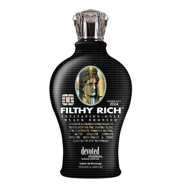 Devoted Creations Filthy Rich Tanning Lotion