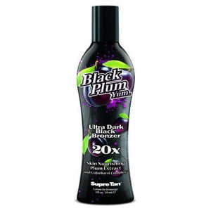 Supre Tan Black Plum Yum Tanning Lotion
