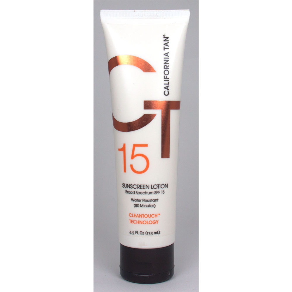 California Tan SPF 15 Sunscreen Lotion