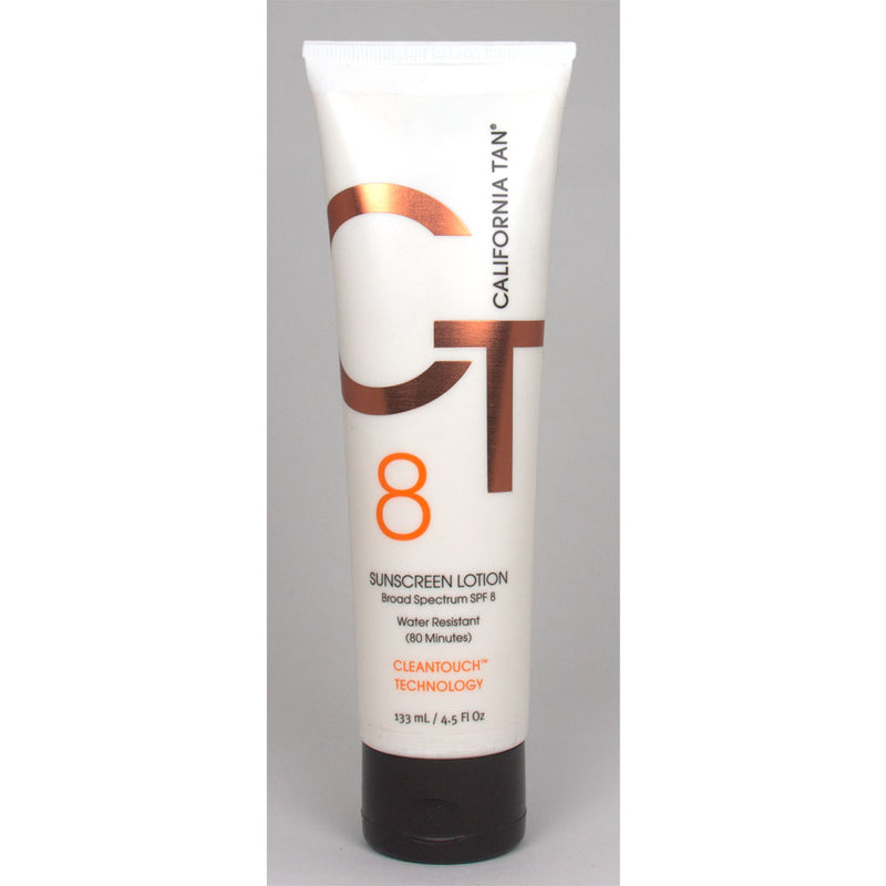 California Tan SPF 8 Broad Spectrum Sunscreen Lotion