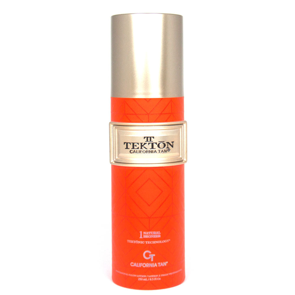 California Tan Tekton Natural Bronzer Step 1 Indoor Tanning Bed Lotion