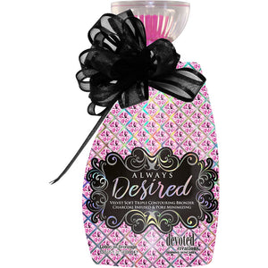 Devoted Creations Always Desired Natural Bronzing Tanning Lotion