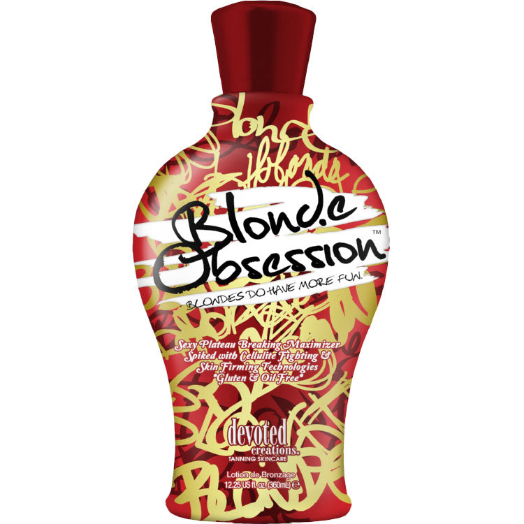 Devoted Creations Blonde Obsession Tanning Lotion