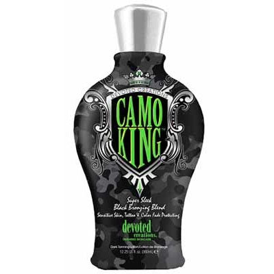 Devoted Creations Camo King Tanning Lotion