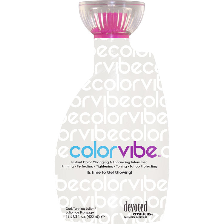 Devoted Creations Color Vibe Tanning Lotion