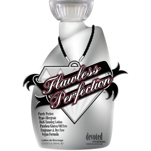 Devoted Creations Flawless Perfection Hypoallergenic Tanning Lotion Maximizer