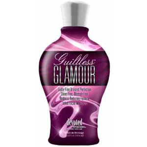 Devoted Creations Guiltless Glamour Facial Tanning Lotion
