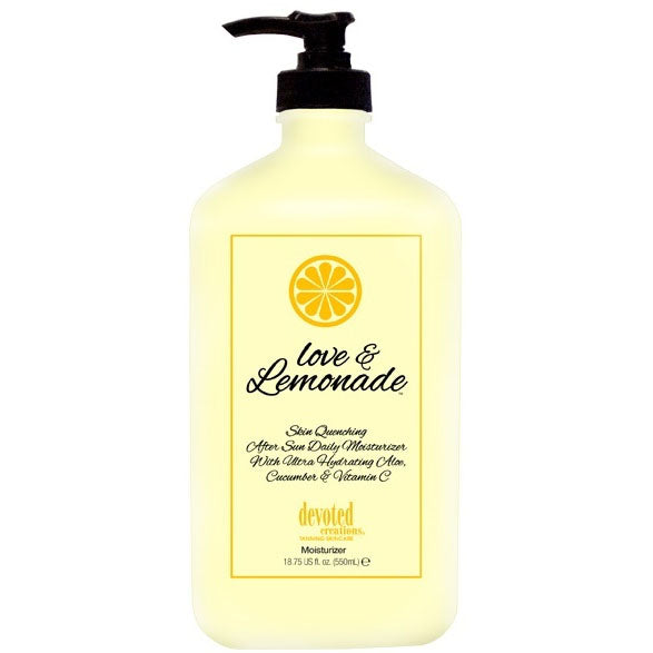 Devoted Creations Love & Lemonade Moisturizer