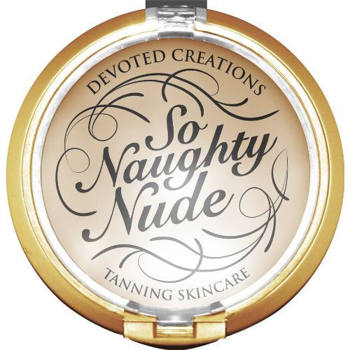 Devoted Creations So Naughty Nude Bronzing Powder