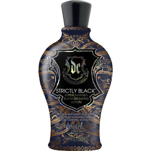Devoted Creations Strictly Black Tanning Bronzing Lotion for Indoor Tanning