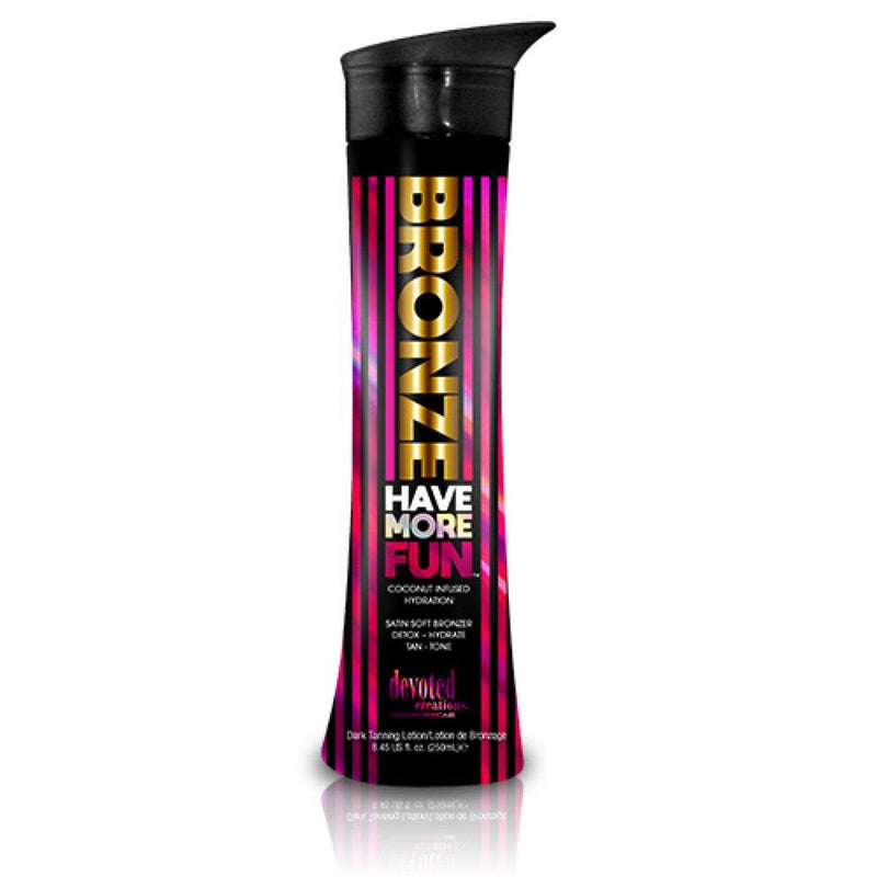 Devoted Creations Bronze Have More Fun Tanning Lotion