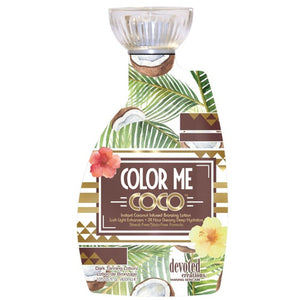 Devoted Creations Color Me Coco Instant Bronzing Tanning Lotion