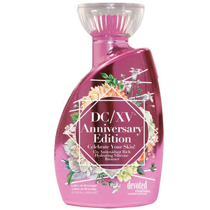 Devoted Creations DC/XV Anniversary Edition Tanning Lotion
