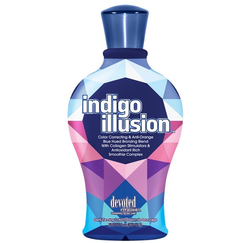 Devoted Creations Indigo Illusion Color Correcting Tanning Lotion