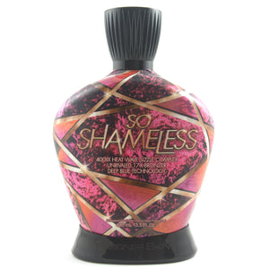 Designer Skin So Shameless Hot Tingle Indoor Tanning Bed Lotion