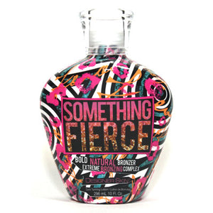Designer Skin Something Fierce Natural Bronzing Tanning Lotion with Walnut and Seaweed Extract