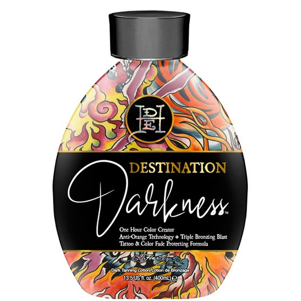 Ed Hardy Destination Darkness Tanning Lotion