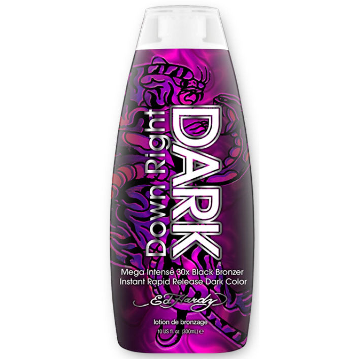 Ed Hardy Down Right Dark Tanning Lotion
