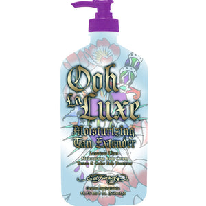 Ed Hardy Ooh La Luxe Tan Extending Body Moisturizer