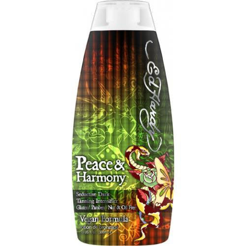 Ed Hardy Peace & Harmony Sensitive Skin Tanning Bed Lotion