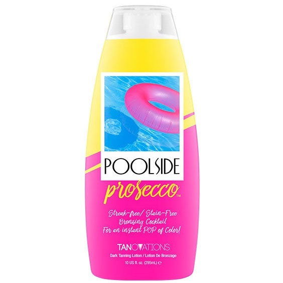Ed Hardy Poolside Prosecco Natural Bronzing Tanning Lotion