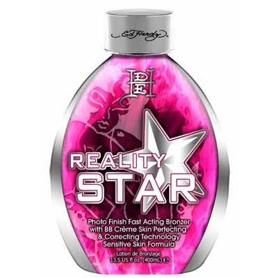 Ed Hardy Reality Star Tanning Lotion with Tattoo Protection
