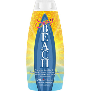 Ed Hardy Sexy Beach Tanning Lotion for Indoor Tanning Beds