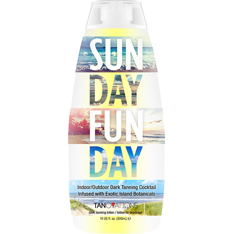 Ed Hardy Sun Day Fun Day Tanning Lotion