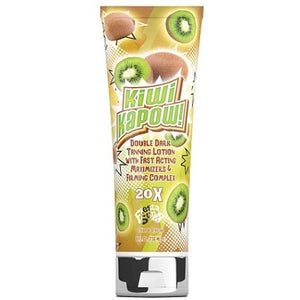 Fiesta Sun Kiwi Kapow Tanning Lotion for Indoor Tanning