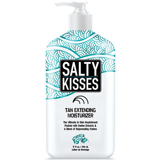 Fiesta Sun Salty Kisses Tan Extending Daily Moisturizer