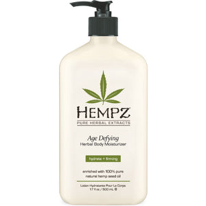 Hempz Age Defying Herbal Daily Body Moisturizer