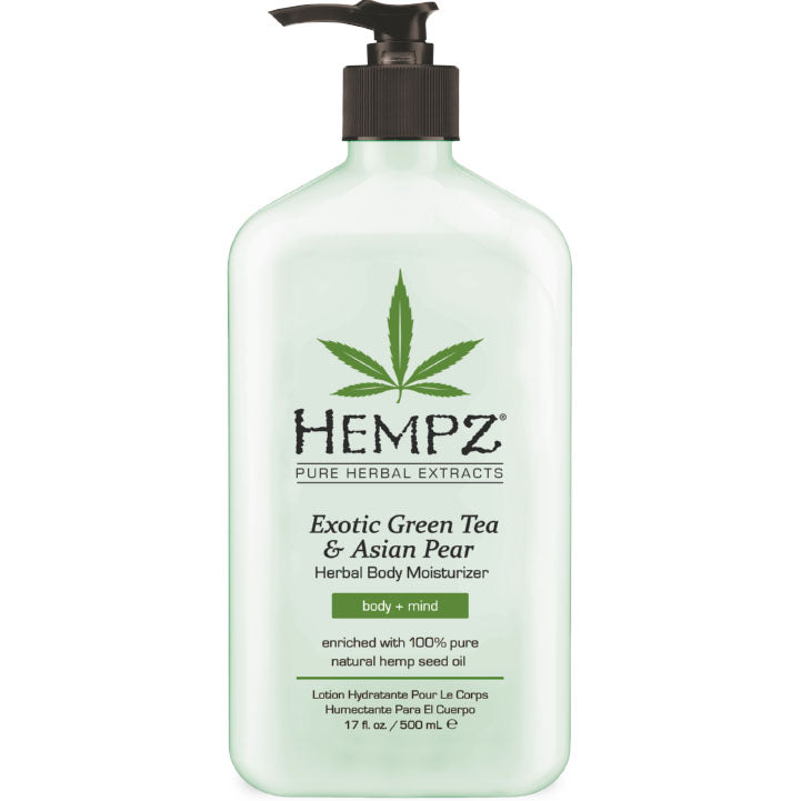 Hempz Green Tea & Asian Pear Daily Body Moisturizer and Tan Extender