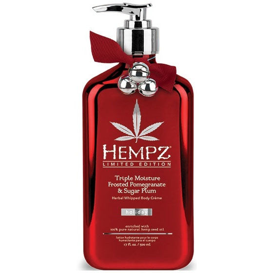 Hempz Frosted Pomegranate & Sugar Plum After Tan and Daily Moisturizer