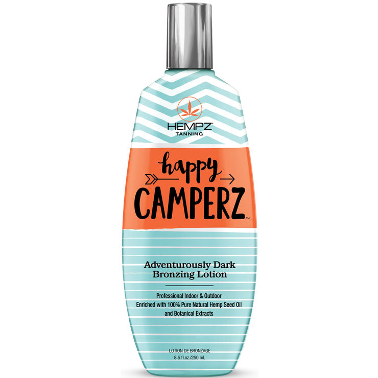 Hempz Happy Camperz Indoor and Outdoor Tanning Lotion