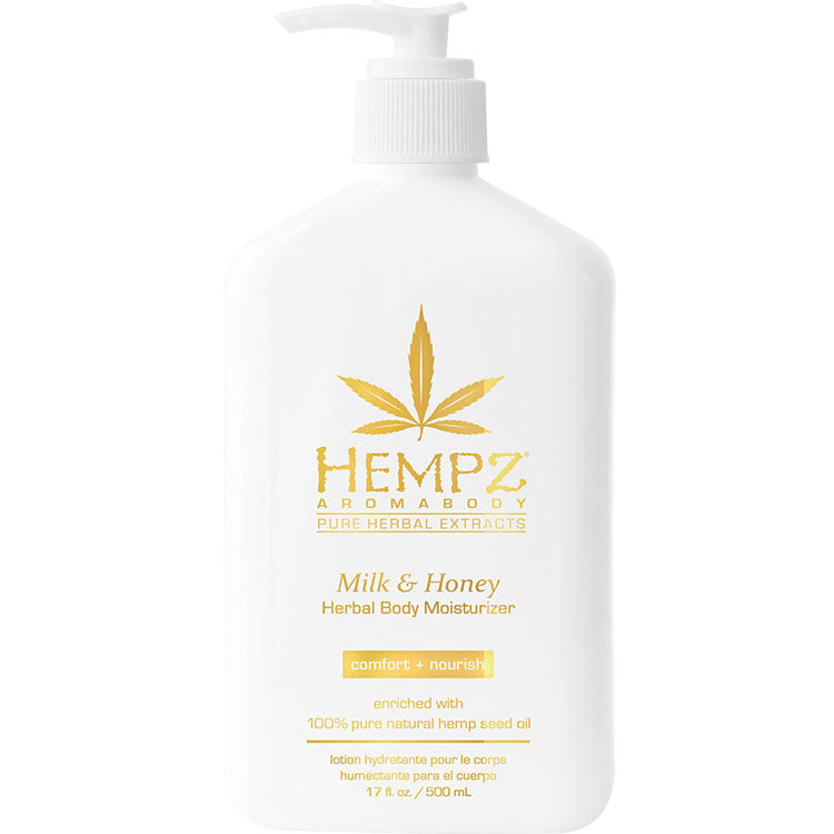 Hempz Milk & Honey After Tanning and Daily Moisturizer